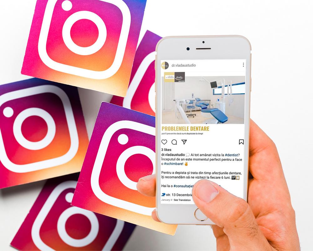 social media clinica stomatologica, marketdent, agentie marketing stomatologic