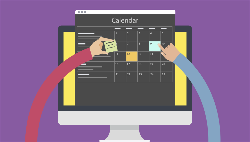 calendar seo